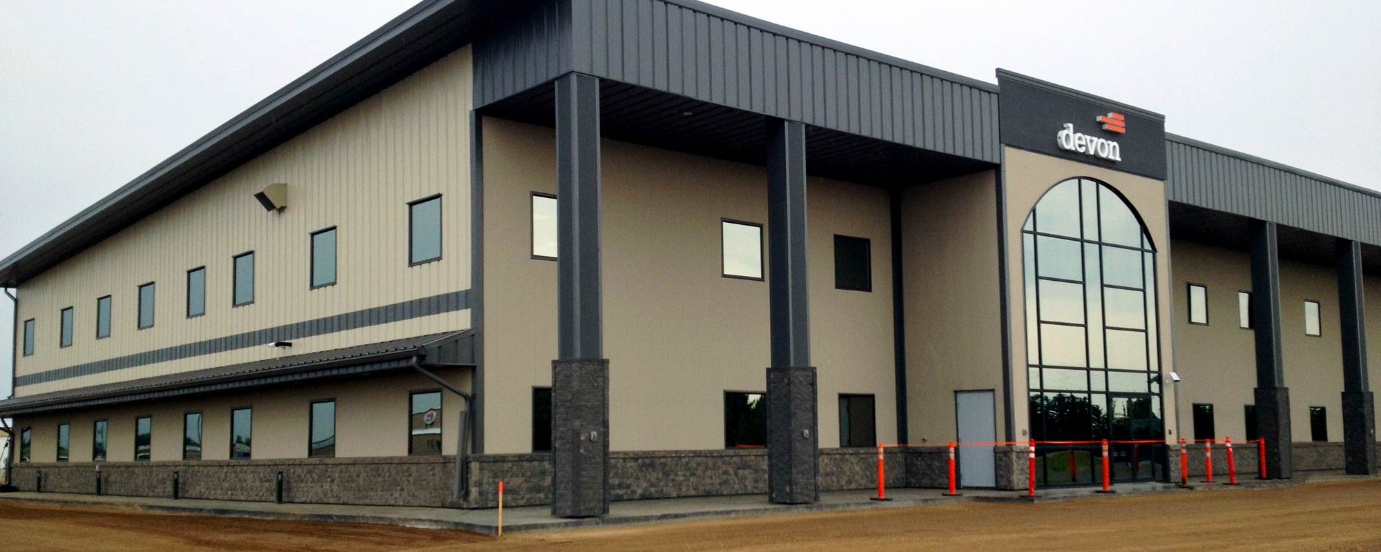 Steel Buildings and Cladding