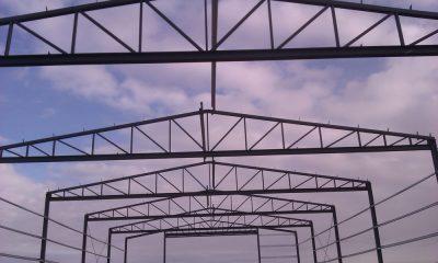 Farm Building Frame Options